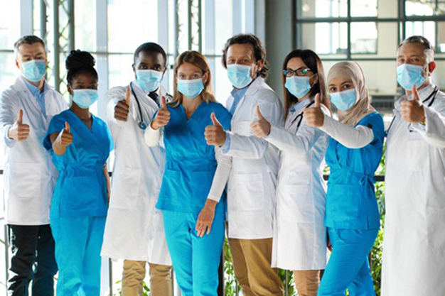Respidom [Equipe médecins et infirmiers]